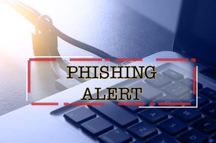 Attention au phishing !