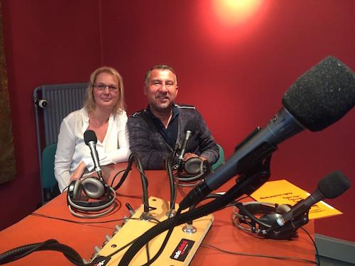 Radio Déclic Muriel et Miguel