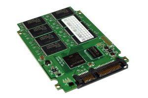 Un SSD sans son boitier de protection