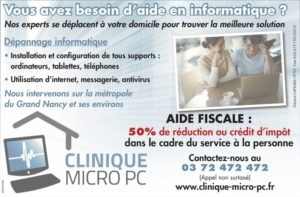 Clinique Micro PC Nancy