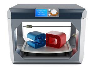imprimante 3D -fabrication d'objets